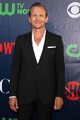 LOS ANGELES - JUL 17:  Sebastian Roche at the CBS TCA July 2014 Party at the Pacific Design Center o