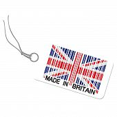 Hangtag With Made In Britain