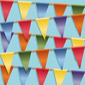 Bunting Decoration