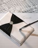 Wedding Or Event Guestbook And Pen