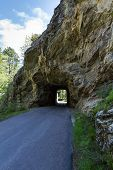 Tunnel Thru Rock