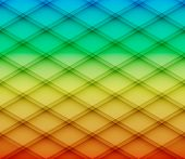 Abstract colorful mosaic vector background. Graphic pattern with rhombus elements. Vector illustrati