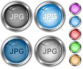 Jpg. Raster internet buttons.