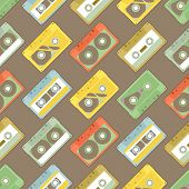 Pattern With Cassettes - 2