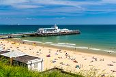 Bournemouth Beach Dorset