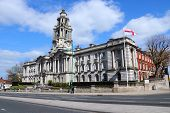 picture of greater  - Stockport in North West England  - JPG