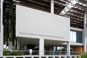 Stock image of the Perez Art Museum