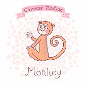 Chinese Zodiac - Monkey