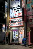 Bars and clubs information centre Nanba Osaka Japan