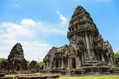 Phimai Castle Rock