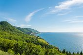 Coastal Scene On The Cabot Trail