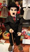 Puppet of Charlie Chaplin