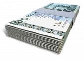 Swedish Krona Notes Bundles
