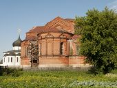 Trinity Cathedral In Yuriev-polsky