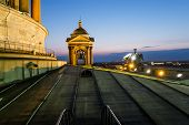 picture of sankt-peterburg  - View from the Colonnade of St Isaac - JPG