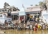 Brahmavart Ghat In Bithoor..