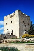 stock photo of crusader  - Kolossi Castle - JPG