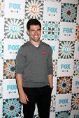 LOS ANGELES - JUL 20:  Max Greenfield at the FOX TCA July 2014 Party at the Soho House on July 20, 2014 in West Hollywood, CA