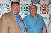 LOS ANGELES - JUL 20:  Joel McKinnon Miller, Dirk Blocker at the FOX TCA July 2014 Party at the Soho