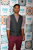 LOS ANGELES - JUL 20:  Jussie Smollett at the FOX TCA July 2014 Party at the Soho House on July 20, 2014 in West Hollywood, CA