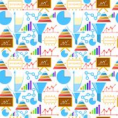 Vector background for outsource