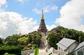 Phra Mahathat Napametanidon Pagoda
