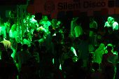 Silent disco on Exit Festival