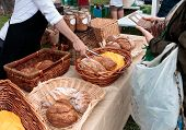 Bread At Farmers Market