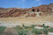 Dead Sea Scrolls Cave 1