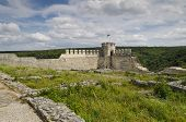 Ancient Ruins Of A Medieval Fortress Close To The Town Of Shumen, Bulgaria