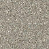 Concrete Surface is Covered with Fine Gravel.