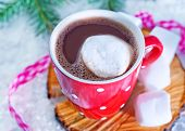 Hot Cocoa Drink