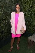 LOS ANGELES - JAN 9:  Garcelle Beauvais at the LoveGold Event at the Selma House on January 9, 2014 in Los Angeles, CA