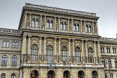 Academy Of Science (mta), Budapest, Hungary