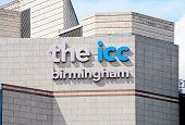 International Convention Centre, Birmingham.
