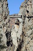 El Chorro Gorge.