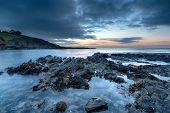 Dawn At Talland Bay