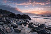 Sunrise At Portholland
