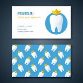 Dental Clinic Corporate Identity Template.