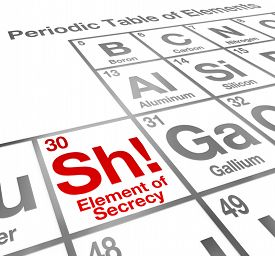 picture of periodic table elements  - Sh  - JPG