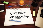 picture of customer relationship management  - Customer Relationship  - JPG