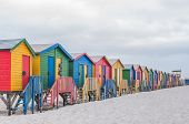 picture of beach hut  - Multi - JPG