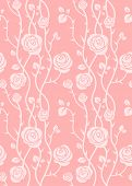 foto of pastel colors  - Floral seamless pattern - JPG