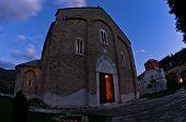 picture of serbia  - Church inside 12 - JPG