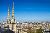 picture of bordeaux  - Aerial view of the St - JPG