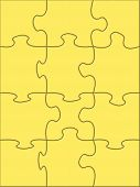 Yellow Puzzle