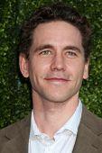 LOS ANGELES - JUL 28:  Brian Dietzen arrives at the 2010 CBS, The CW, Showtime Summer Press Tour Par