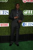 LOS ANGELES - JUL 28:  Wayne Brady arrives at the 2010 CBS, The CW, Showtime Summer Press Tour Party  at The Tent Adjacent to Beverly Hilton Hotel on July28, 2010 in Beverly Hills, CA ...