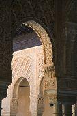 Alhambra Monument poster