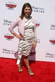 LOS ANGELES - AUG 11:  Mayim Bialik arrives to Disney/Pixar Celebrates The Launch Of The